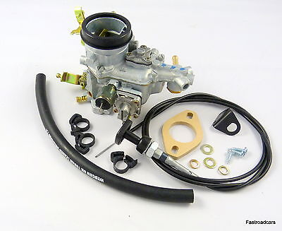 Ford Fiesta 1.1 1977-83 Weber Genuine 34 Ich Carb/carburettor 1527017000