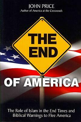 The End of America by John Price (English) Paperback Book
