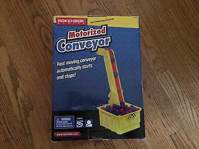 Rokenbok 04727 Motorized Conveyor New in Box