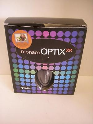 Monaco Optix XR EZ Color LCD Display /Printer Calibration Devise & Tools X-Rite