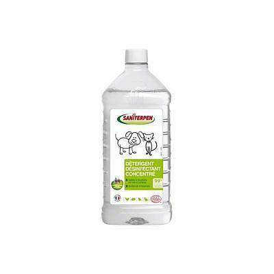 Detergent Desinfectant Eco Concentre - 1L