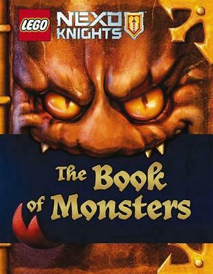 The Book of Monsters (Lego Nexo Knights) by Ameet Studio (English) Hardcover Boo