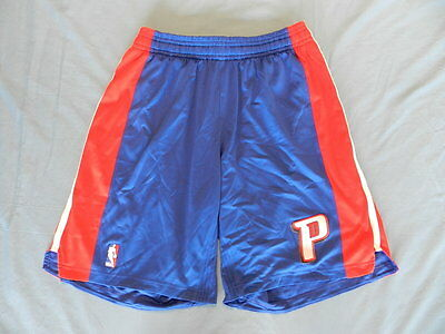 Will Bynum 2011-12 Detroit Pistons game used shorts
