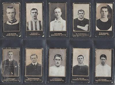 Smith - Footballers (Titled) - 10 Cards
