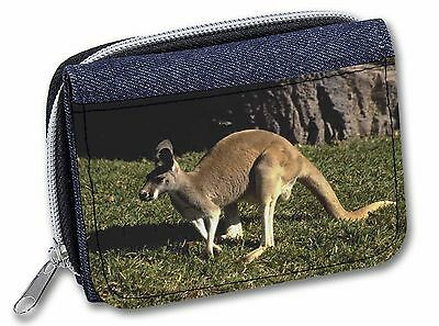 Kangaroo Girls/Ladies Denim Purse Wallet Christmas Gift Idea, AK-2JW