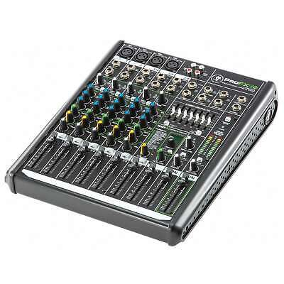 Mackie ProFX8v2 8-Channel Analog/Live Compact Mixer with USB + Effects