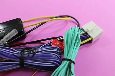 wire harness for clarion xd 516 xd516 *pay today ships today clarion stereo wiring wire harness only for clarion vx401, vx 401 (100% copper 18