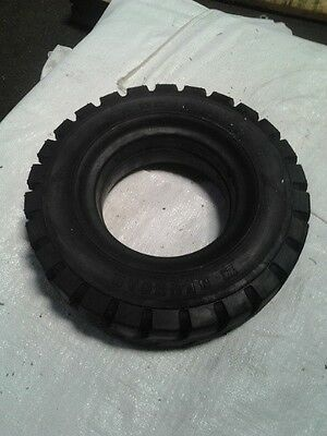 4.00-8 Forklift Rubber Solid Pneumatic Shaped Tire 3.00 new