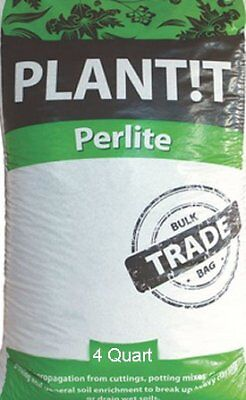 Perlite 4 QT - Super Coarse