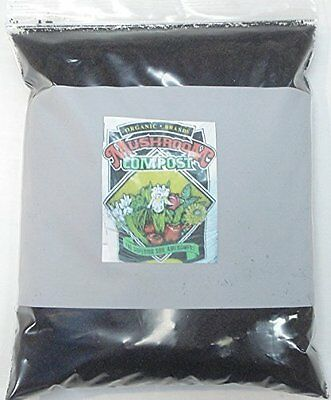 Hobby Trio Mushroom Compost, Perlite and Vermiculite