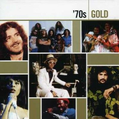 Various Artists - 70's: Gold / Various [New CD] Rmst