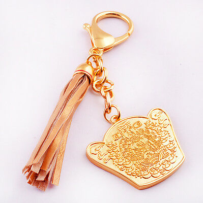 Feng Shui God of Wealth Keychain 2016 New Product W0989