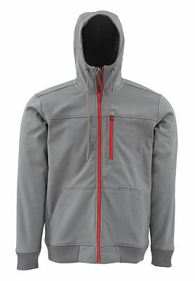Simms ROGUE FLEECE Hoody ~ Lead NEW ~ Closeout Size Medium