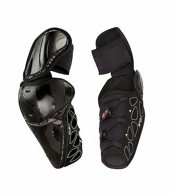 Alpinestars Motocross / MX / Enduro Vapor Pro Elbow Protectors - Black / Grey