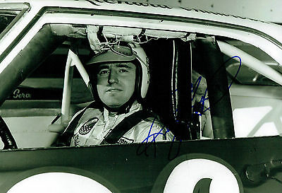 Richard CHILDRESS SIGNED 12x8 Photo AFTAL Autograph COA NASCAR Driver