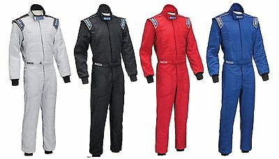 Sparco Sprint RS-2 Racing / Rally / Race 2 Layer Suit - FIA Approved (001084)