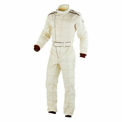 OMP Le Mans Classic / Historic Racing / Race Suit - FIA Approved (IA01823F)