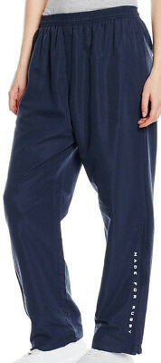 Kooga Open Hem Zip Leg Mens Rugby Trackpants - Navy