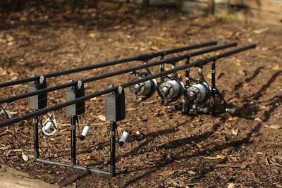 Korda JAG Singlez Stainless Steel Buzz Bar & Bankstick System / Carp Fishing