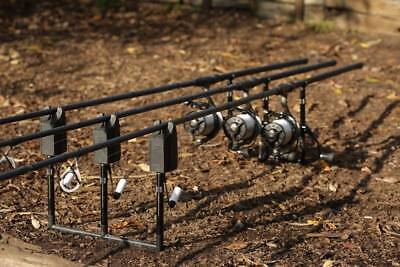 Korda Singlez Black or Stainless Buzz Bar & Bankstick System / JAG Carp Fishing