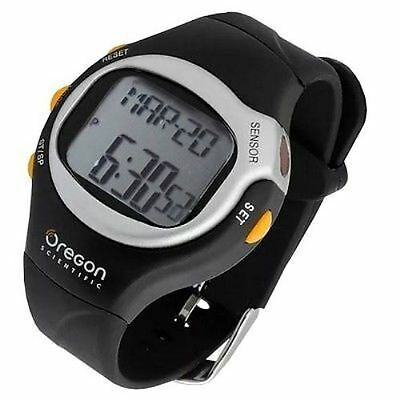 Oregon Scientific Heart Rate Monitor Watch with Calorie Counter IHM8000