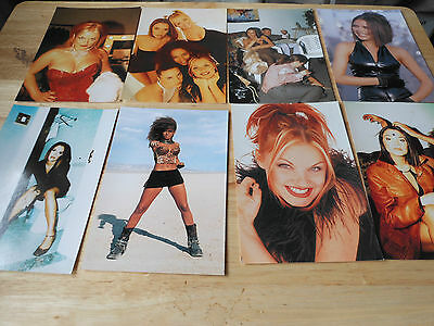 SPICE GIRLS  pictures various ones job lot number three