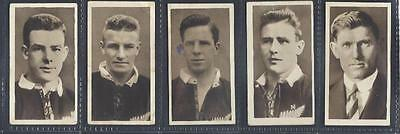 Hill - The All Blacks - 5 Cards
