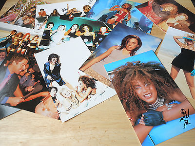Pictures special offer 12 spice girls photo  code number 9
