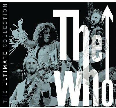 The Who - Ultimate Collection [New CD] Rmst