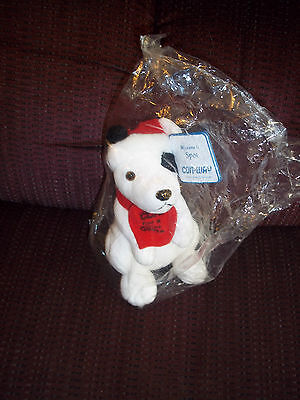 New Conway Trucking Advertisement Christmas Spot The Dog First & Main Plush Doll