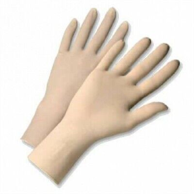 Box 100 scaglolatexl Latex Examination Gants-Large