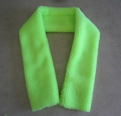 Horse Girth cover for your saddle AUSTRALIAN MADE Protect your horse LIME GREEN