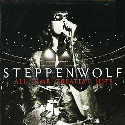 Steppenwolf - All Time Greatest Hits [New CD] Rmst