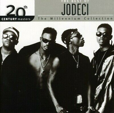 Jodeci - 20th Century Masters: Millennium Collection [New CD] Rmst, Repackaged,