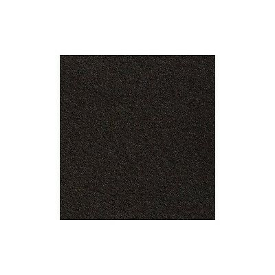 Dolls House Craft Self Adhesive Carpet - Black