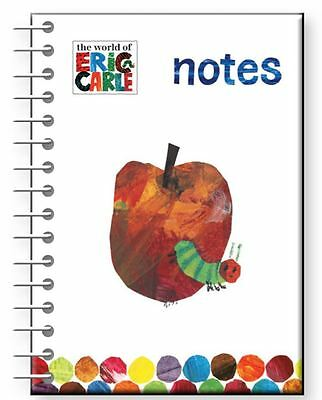 A5 Hardcover Lined Notebook The World Of Eric Carle Apple