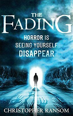 The Fading, Ransom, Christopher, New Book