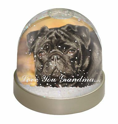 Staff Bull Terrier Dog /'Love You Dad/' Photo Snow Globe Waterball Stock DAD-99GL