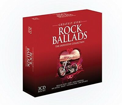 Various Artists - Greatest Ever Rock Ballads / Various [New CD] UK - Import
