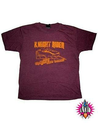 OFFICIAL KNIGHT RIDER THE 80's WERE BETTER MENS RETRO TEE T SHIRT