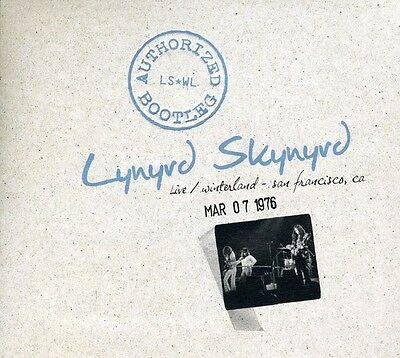 Lynyrd Skynyrd - Authorized Bootleg: Live - Winterland 1976 [New CD] Rmst, Speci