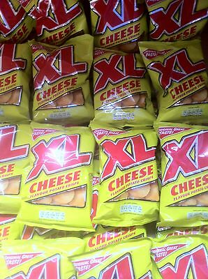 24 X 34.5G Bags Of Cheese Xl Crisps Northern Delicacy Fast Delivery
