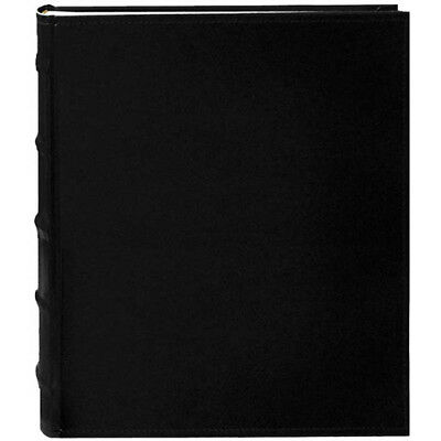 Pioneer Photo Albums CLB246-BL Leather Bi-Directional Album 4X6 2-UP 200 Photo B