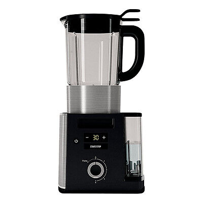 Hotpoint TB060C Steam Blender with 550W and 1.5L Capacity in Silver