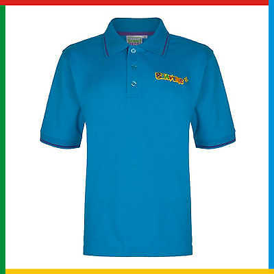 BEAVERS POLO SHIRT - The Official Uniform - OFFICIAL SUPPLIER - All Sizes