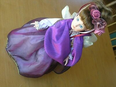 Gorgeous Effanbee Doll Story Book Collection Linda Lee Sutton 11 Inches Perfect