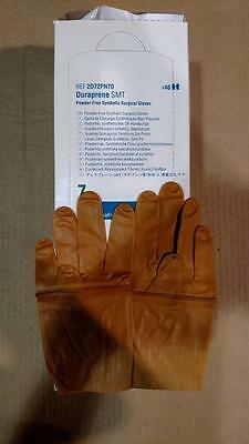 Cardinal Health Size 7 Duraprene SMT Surgical Exam Gloves 40 Per Box 2D72PN70