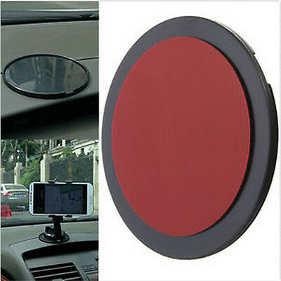 Car Dash Dashboard 3M Adhesive Sticky Suction Cup Mount Disc Disk Pad GPS