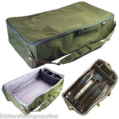 NGT Universal Padded Large Bait Boat Bag Carryall Carp Fishing Tackle