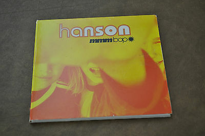 RARE Hanson Mmmbop 4 Track CD US PROMO single!